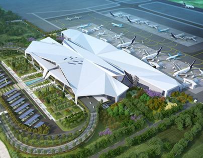 Proposed Guwahati Airport