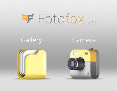 Mobile app - FotoFox