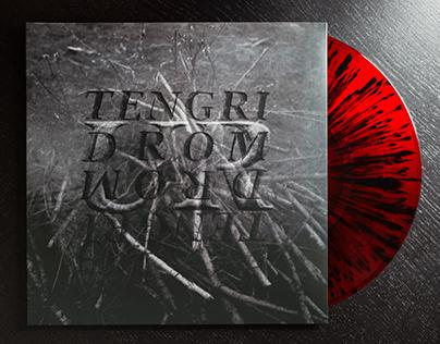 /12'' LP split DROM / Tengri