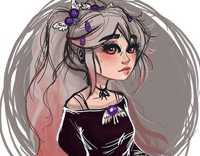 Fairy - concept art