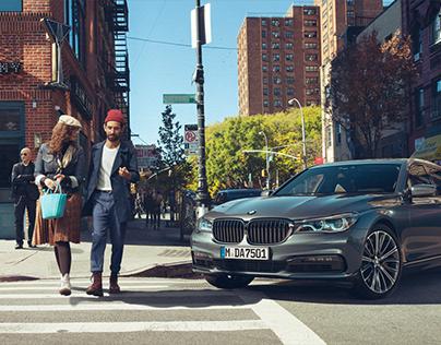 BMW 7 SOHO