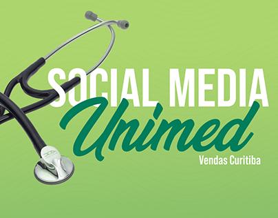 Social Media / Unimed Vendas Curitiba