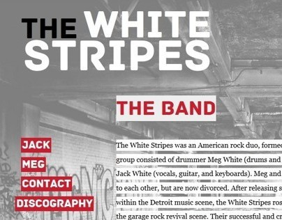 The White Stripes Project