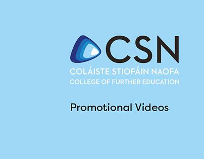 CSN - Promotional Videos