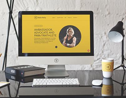 Katie Kelly OAM Website Design and Development