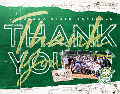 2019 Colorado State Athletics Social Media Content