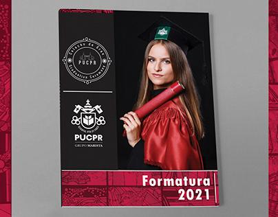 Projeto Álbum de Formatura - PUCPR 2021