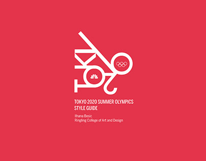 TOKYO 2020 OLYMPICS STYLE GUIDE