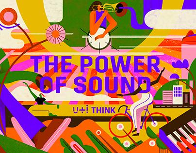 U+I think The power of sound
