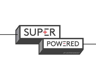 Superpowered - animated introduction video project