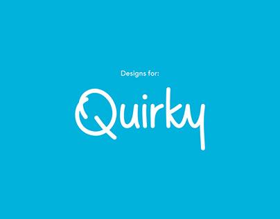 Quirky Design Internship Summary - Jeff Burrell