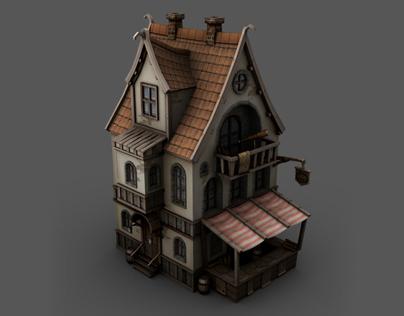 Pirates: Cartographer's house