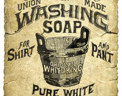 WASHING clothing project by TWEED Style