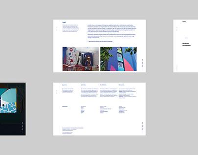 Urban Art - Website