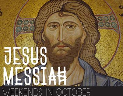"""Jesus Messiah"" Series Graphics"