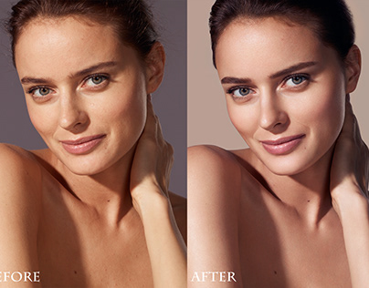 RETOUCH - BEFORE & AFTER