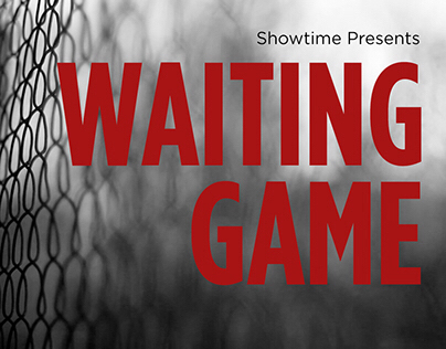 Waiting Game : Branding and Title Sequence