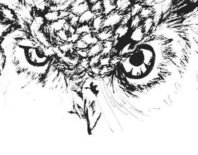 Conceptual illustration: ink