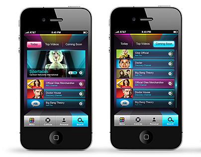 FUTUBOX :: Mobile Design