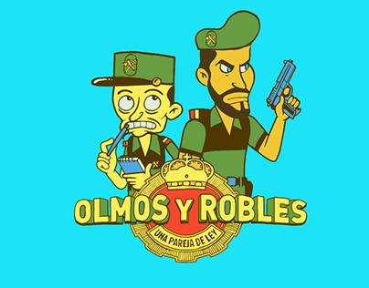 OLMOS Y ROBLES TVE1 - 2015