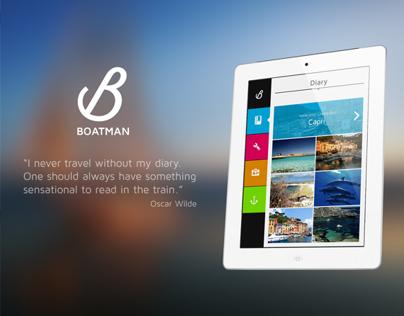 Boat Management iPad app