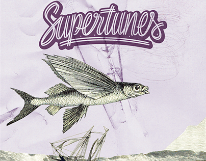 Supertunes #5 artwork