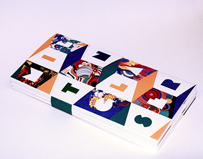 Milton Glaser Accordion Book