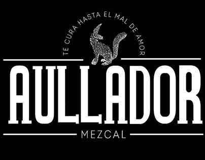 Branding: Mezcal Aullador