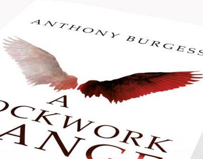 A Clockwork Orange Penguin Book Cover
