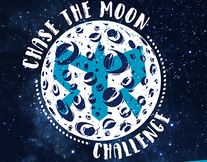 Chase The Moon Challenge campaign creative