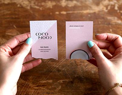 Identidad Visual de CocoMood