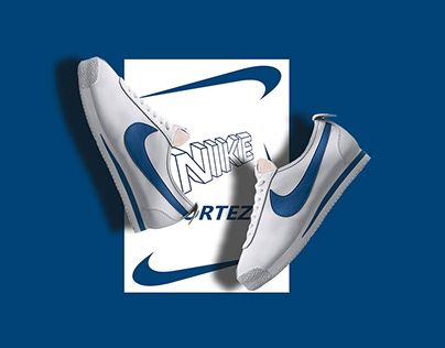 NIKE CORTEZ POSTER (Remastered )