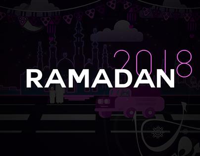 Ramadan 2018 Project