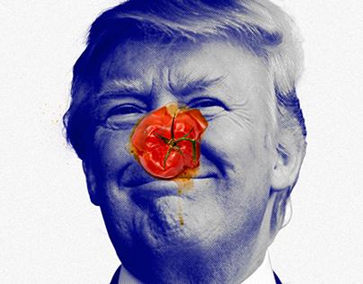 Trump / Clown