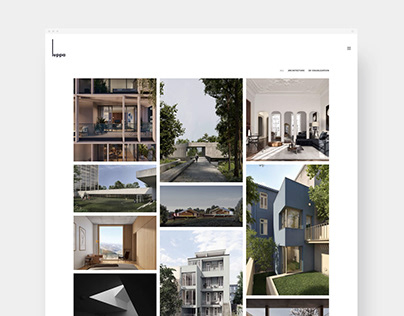 Luppa Architects | Webdesign