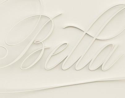 Bellissima Script