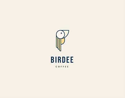 Birdee Coffee | Branding & Website Project