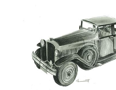 Automobile Rendering