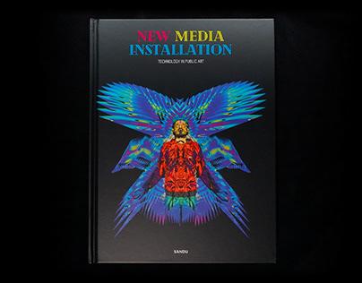 New Media Installation book