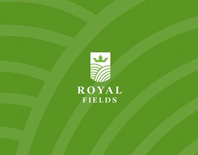 Royal Fields Branding