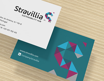 Stravillia Brand Identity