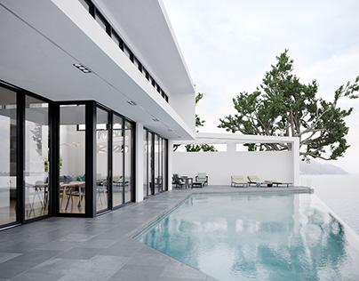 Contemporary Villa