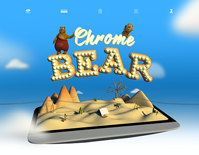 Chrome Bear Project