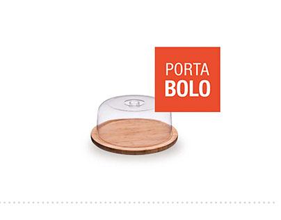 Embalagem - Porta Bolo