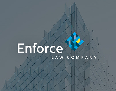 Enforce Law Company Branding
