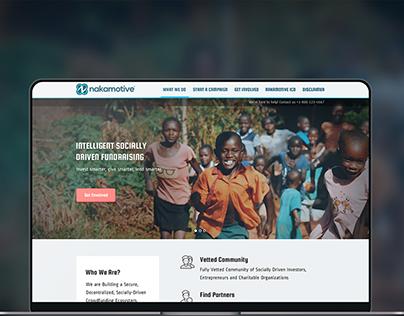 Nakamotive - Crowdfunding Ecosystem