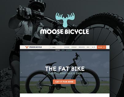 Moose Bicycle online store