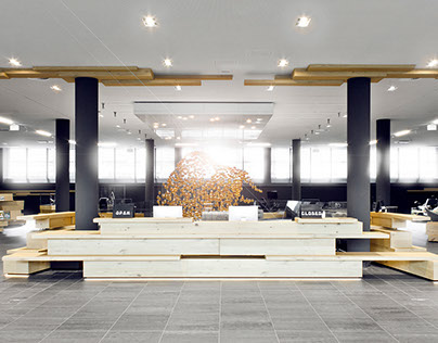 Red Bull Ring, Welcome Center