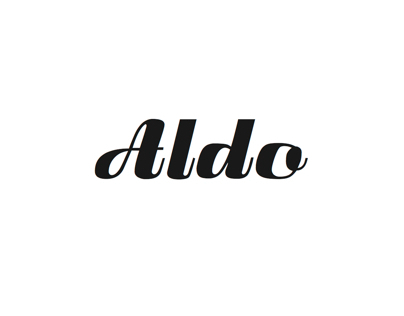 Aldo Type Exhibit