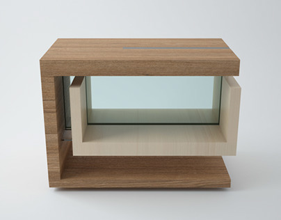 Meander Side Table